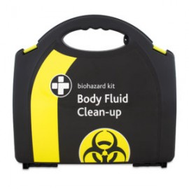 5 Application Body Fluid Clean-Up Kit in Aura Box