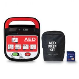 Mediana A15 Bundle (includes Defib, SD Card, AED Prep Kit)
